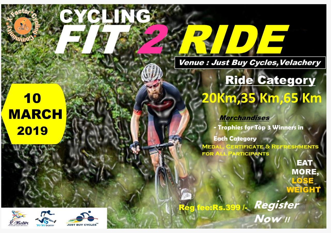fit2 ride
